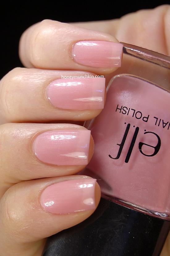 e.l.f. - Light Pink from honeymunchkin.com