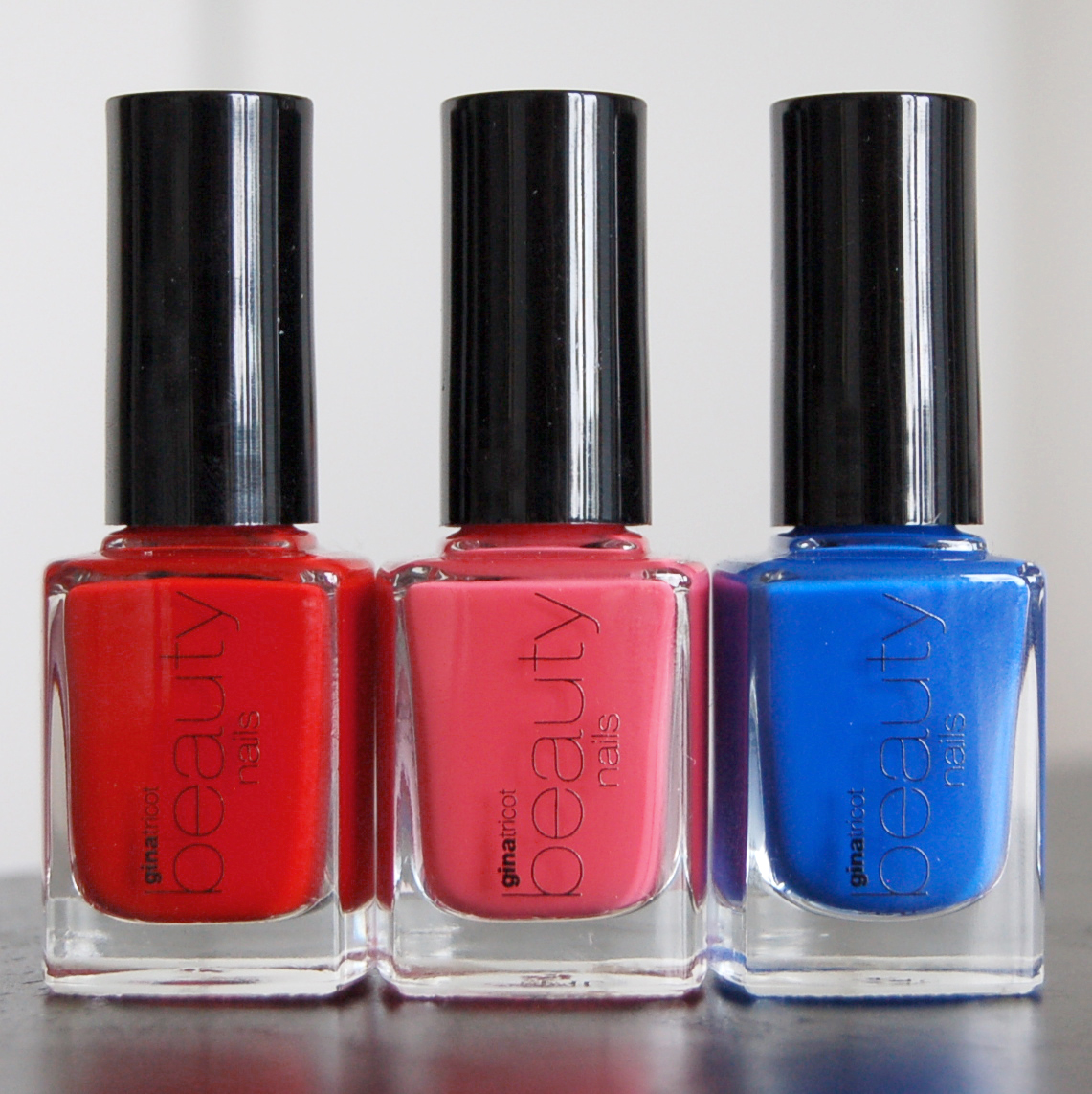Gina Tricot Beauty New Trio featured