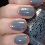 Swatch of OPI – I Have a Herring Problem