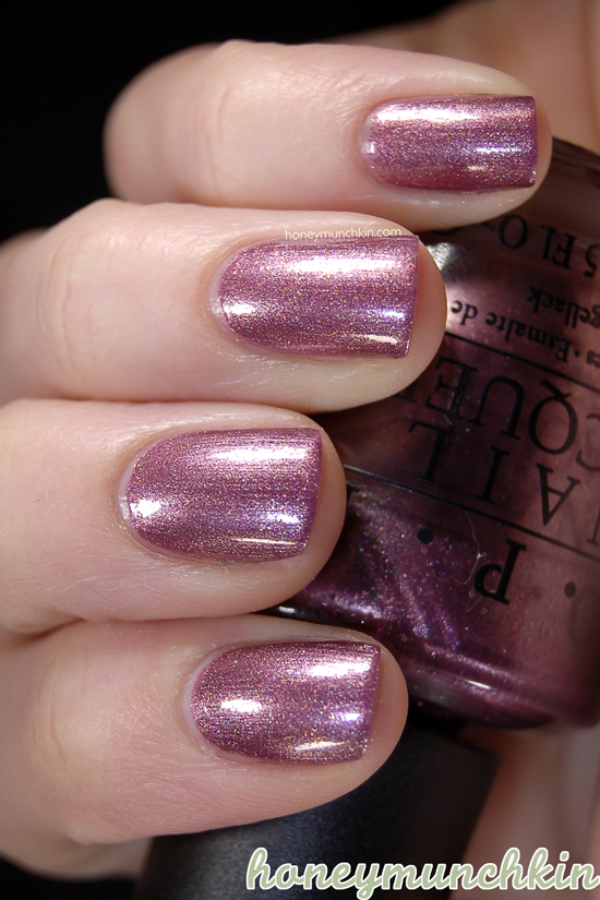 Swatch of OPI     Meet Me On The Star FerryOpi Meet Me On The Star Ferry