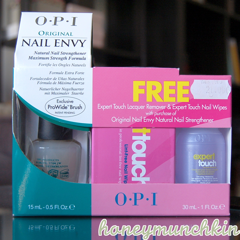 OPI nail care set
