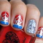 Marvel Avengers Nail Art Series – Spider-Man