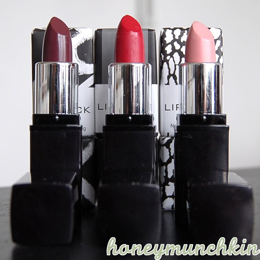 H&M - Lipsticks 3