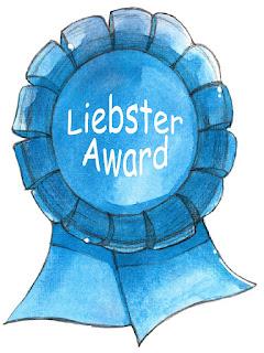 Liebster award ribbon