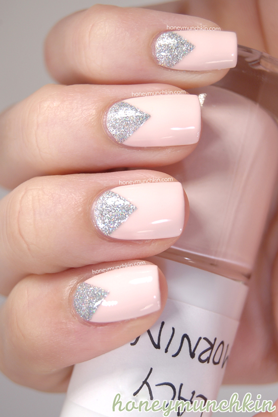 Light Pink Nail Polish Ideas Hession Hairdressing