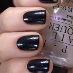 Swatch of OPI &#8211; I Juggle &#8230; Men
