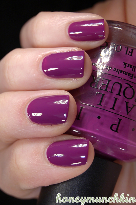 OPI - Pamplona Purple