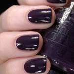 Swatch of OPI – Siberian Nights