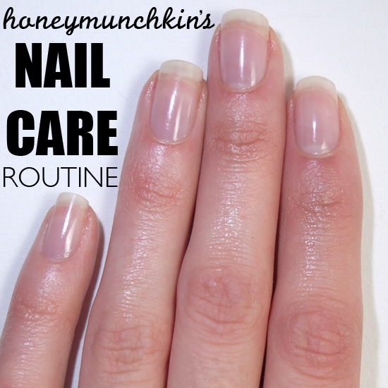 Care Nail 101: My Nail Care Routine foto