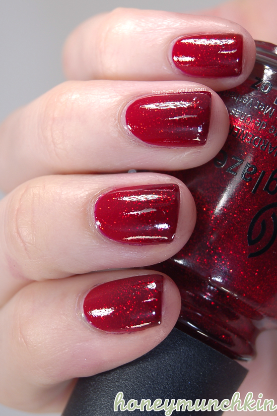 Christmas Gradient by honeymunchkin.com