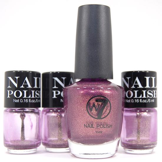 H&M-Purple-Glitter