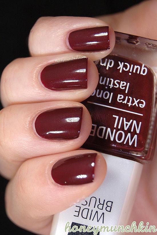 IsaDora - 645 Deep Burgundy