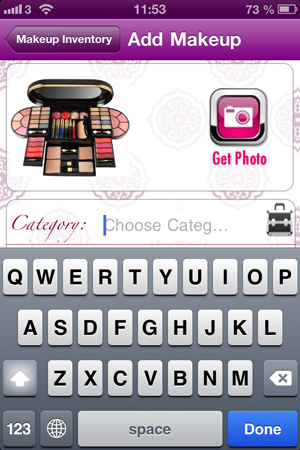 Makeup-Inventory-new-item-type-category
