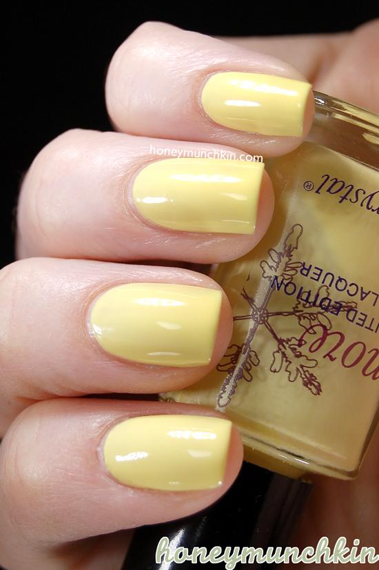 Snowcrystal - 418 Sunny Yellow
