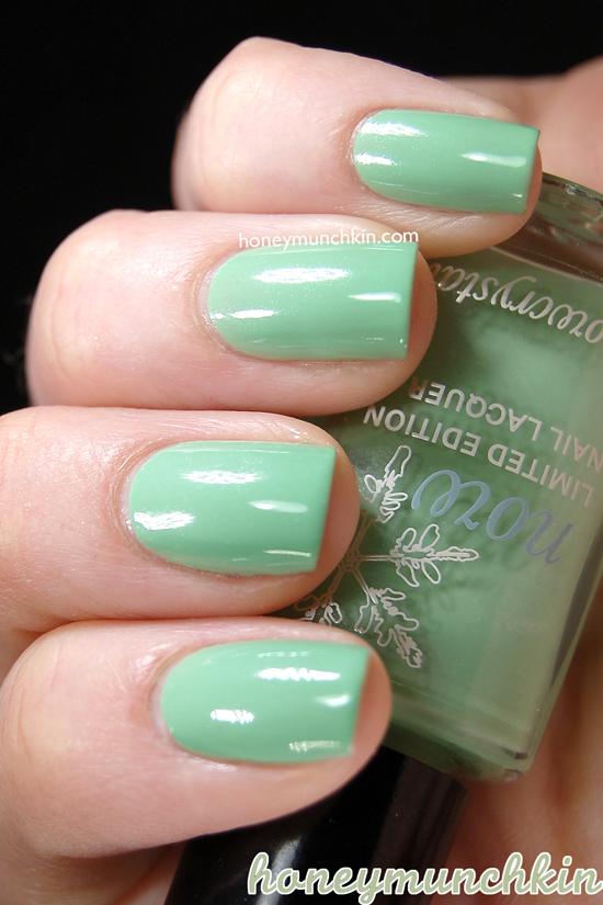 Snowcrystal - 461 Celery Green
