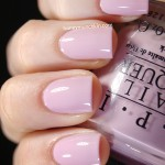 Swatch of OPI &#8211; Panda-monium Pink