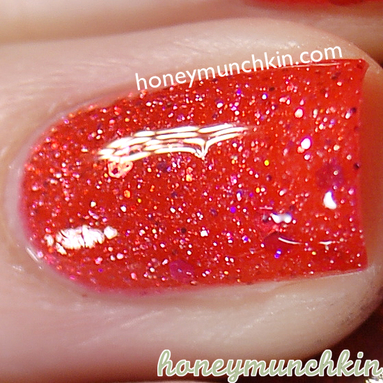 OPI - The Impossible detail from honeymunchkin.com