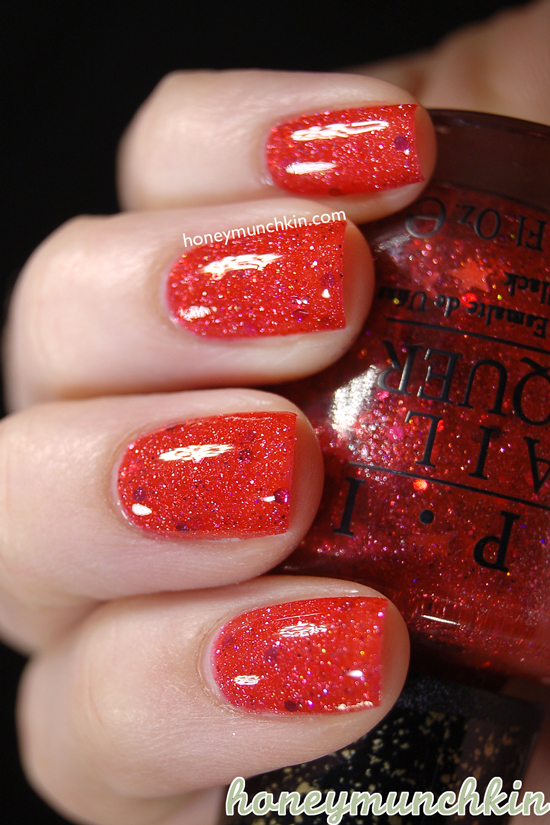 OPI - The Impossible from honeymunchkin.com