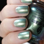 Swatch of China Glaze – Unpredictable