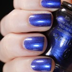 Swatch of China Glaze &#8211; Want My Bawdy