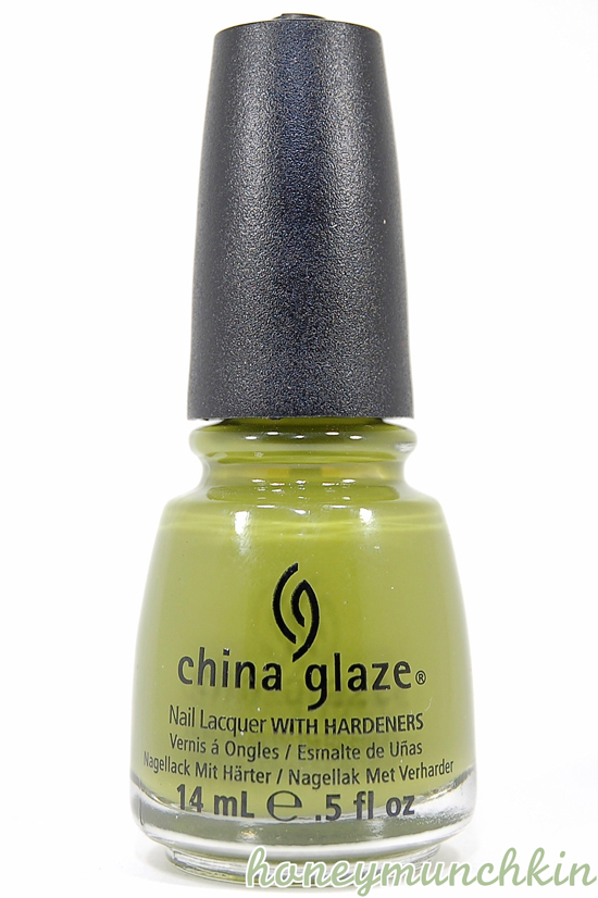 China Glaze - Budding Romance bottle