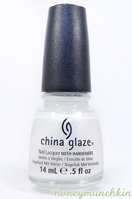 China Glaze - Dandy Lyin' Around bottle