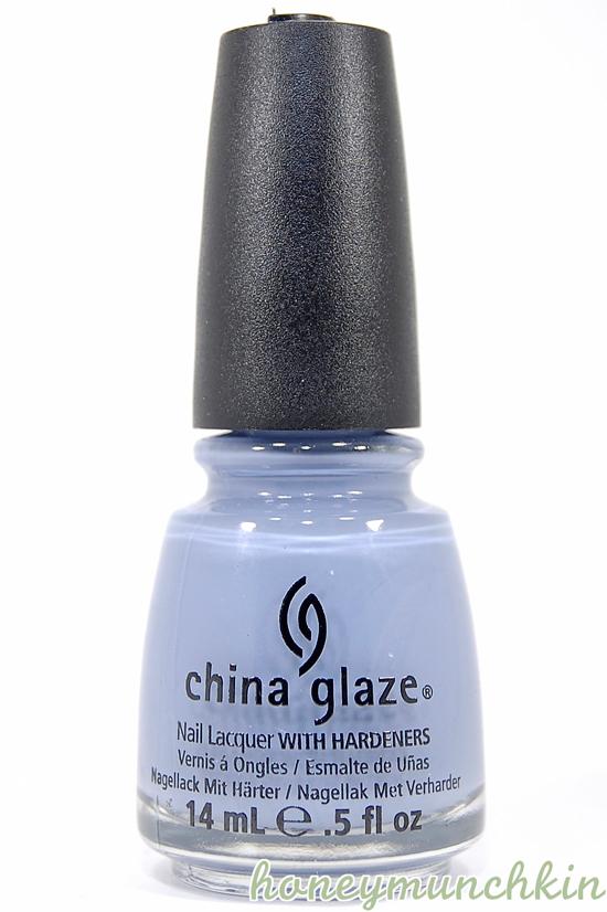 China Glaze - Fade Into Hue bottle