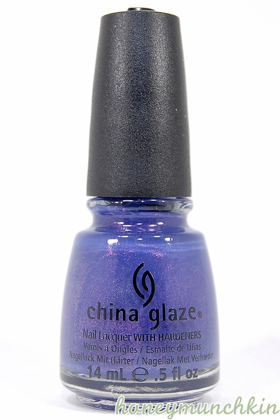 China Glaze - Fancy Pants bottle
