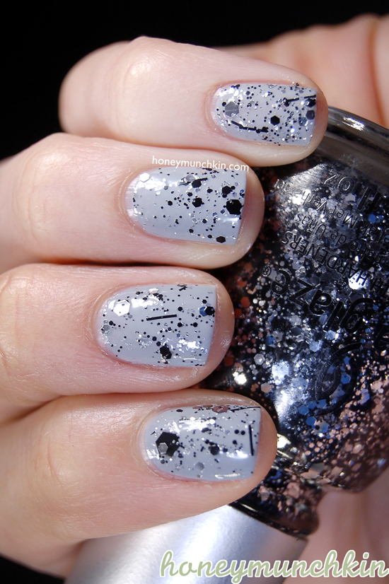 China Glaze - Glitz 'N Pieces from honeymunchkin.com