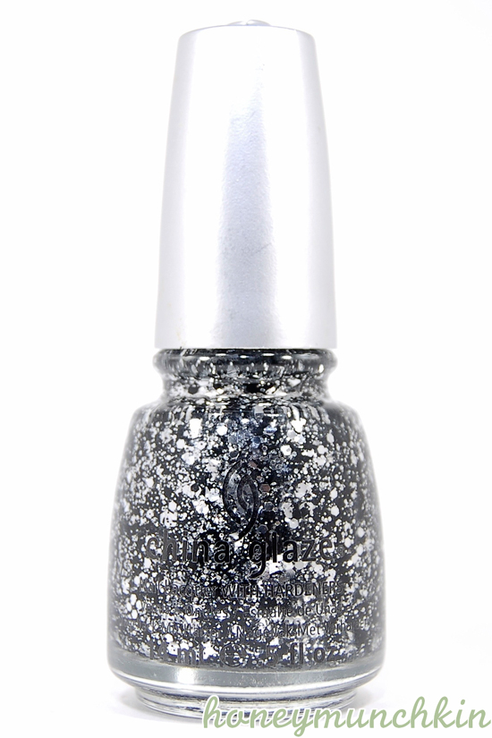 China Glaze - Glitz 'N Pieces bottle