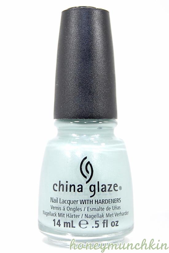 China Glaze - Keep Calm, Paint On bottle