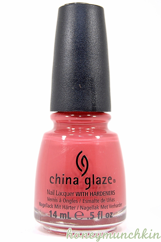 China Glaze - Passion For Petals bottle