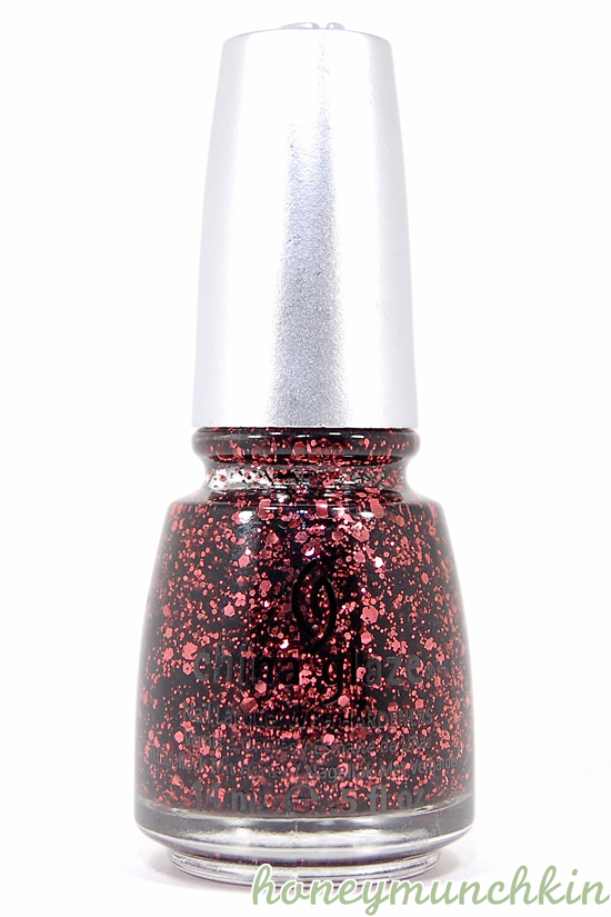 China Glaze - Scattered & Tattered bottle
