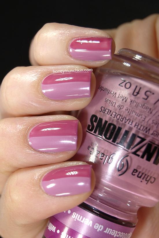 China Glaze - Split Perso-nail-ity from honeymunchkin.com