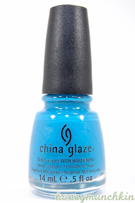 China Glaze - Sunday Funday bottle