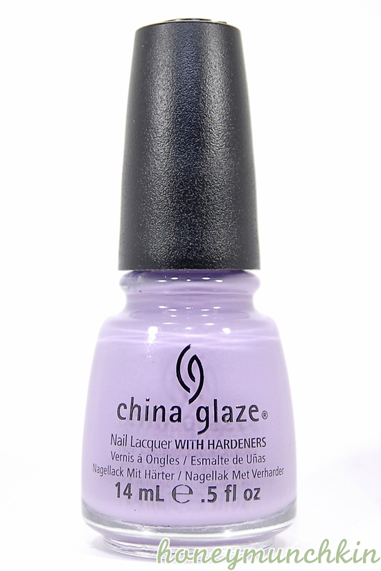 China Glaze - Tart-y For the Party bottle