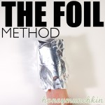 Tutorial: How to do the Foil Method