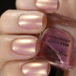 Swatch of Max Factor Max Effect Mini &#8211; 05 Sunny Pink
