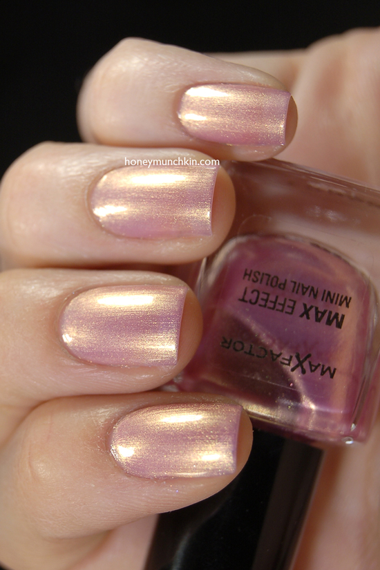 Max Factor - 005 Sunny Pink from honeymunchkin.com