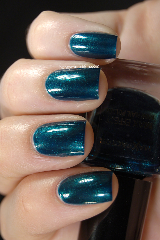 Max Factor - 016 Emerald from honeymunchkin.com