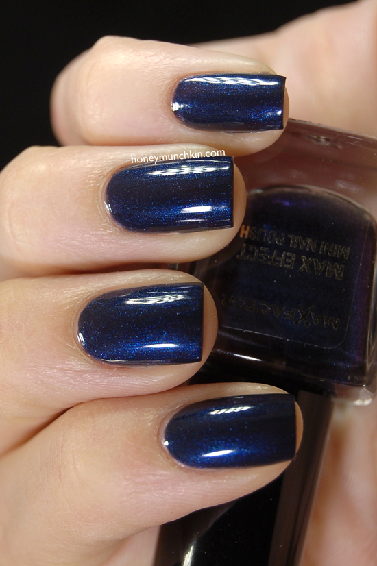 Max Factor - 018 Cloudy Blue from honeymunchkin.com