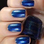 Swatch of Max Factor Max Effect Mini &#8211; 43 Odyssey Blue