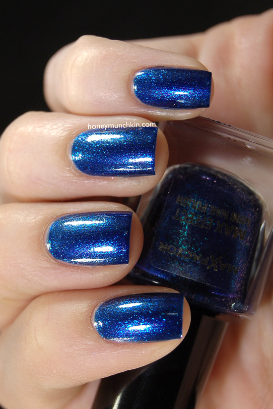 Max Factor - 043 Odyssey Blue from honeymunchkin.com