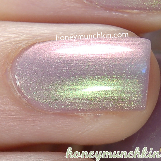 Rimmel Metal Rush - 100 Pearly Queen from honeymunchkin.com