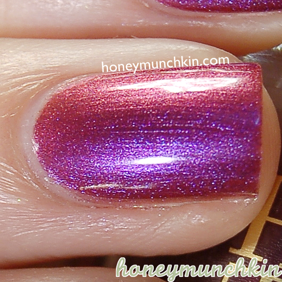 Rimmel Metal Rush - 80 Purple Reign from honeymunchkin.com