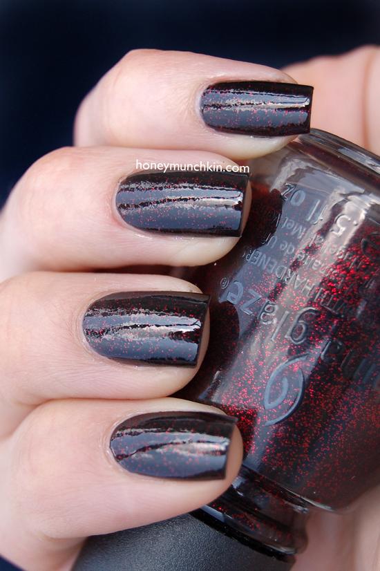 China Glaze - Lubu Heels from honeymunchkin.com