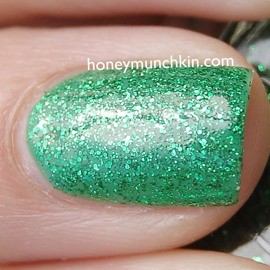 Color Club - 847 Object of Envy from honeymunchkin.com