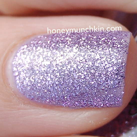 Color Club - 848 Tru Passion from honeymunchkin.com