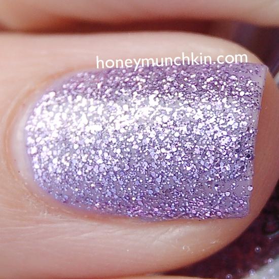 Color Club - 848 Tru Passion from honeymunchkin.com
