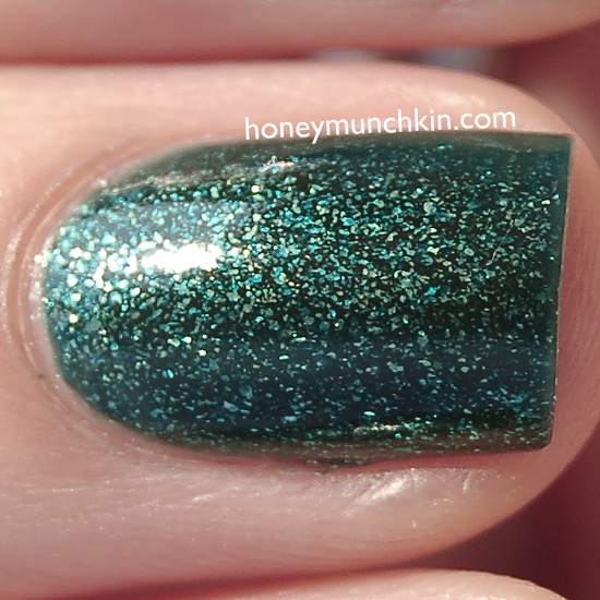 ORLY - Meet Me Under the Mistletoe from honeymunchkin.com
